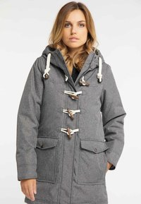 DreiMaster - Winter coat - grey melange - 0