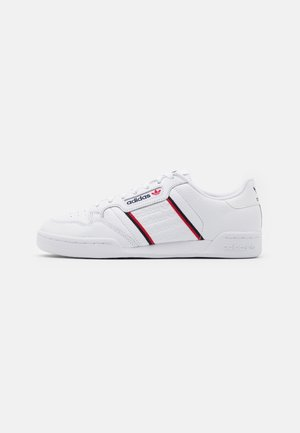 CONTINENTAL 80 SPORTS INSPIRED SHOES UNISEX - Matalavartiset tennarit - footwear white/collegiate navy