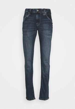ZINC - Jeans a sigaretta - denim
