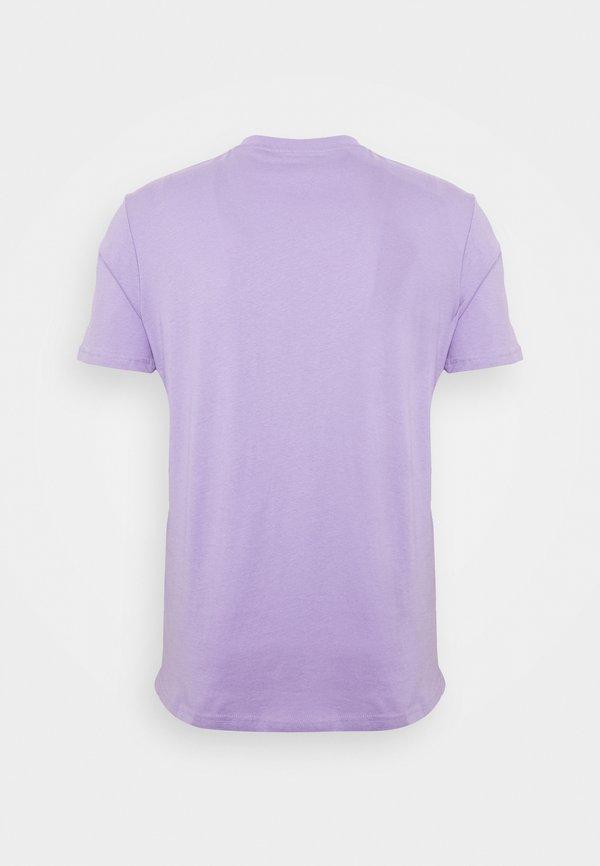 YOURTURN UNISEX - T-shirt basic - lilac/liliowy Odzież Męska AVKQ