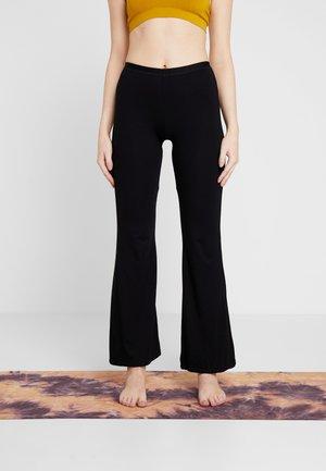 GANESH YOGA PANT - Tracksuit bottoms - black