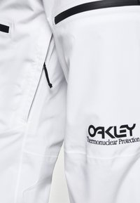 Oakley - LINED SHELL PANT - Snow pants - white - 3