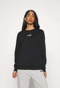 Ellesse - FLORINI - Sweatshirt - black - 0