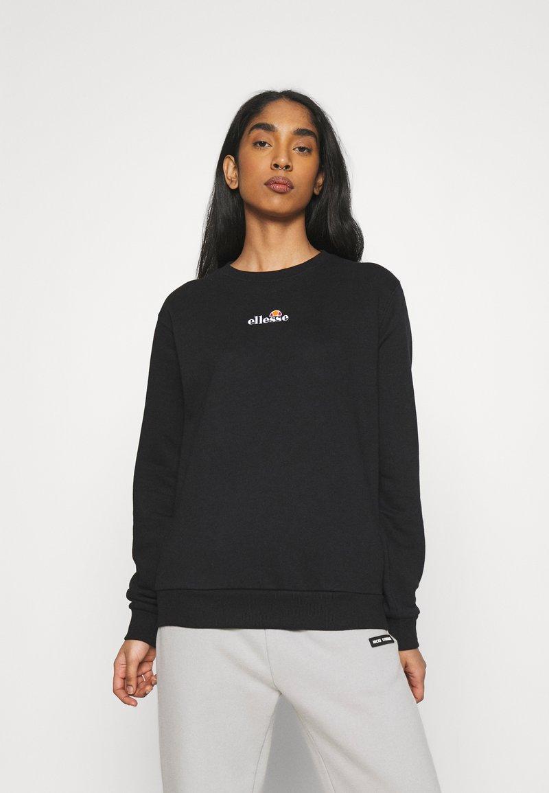Ellesse - FLORINI - Sweatshirt - black