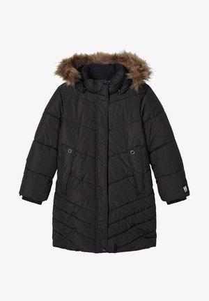 NKFMABECCA PUFFER - Płaszcz zimowy - black