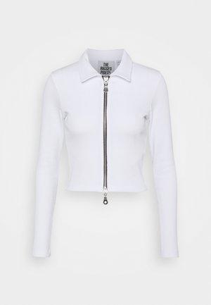 BEACONED - Topper langermet - white