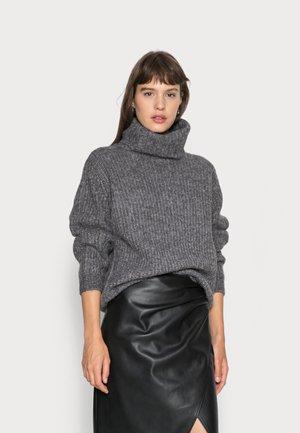 IVONNA - Jumper - grey iron melange