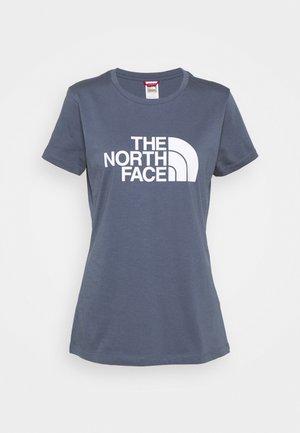 EASY TEE - T-shirts med print - vintage indigo