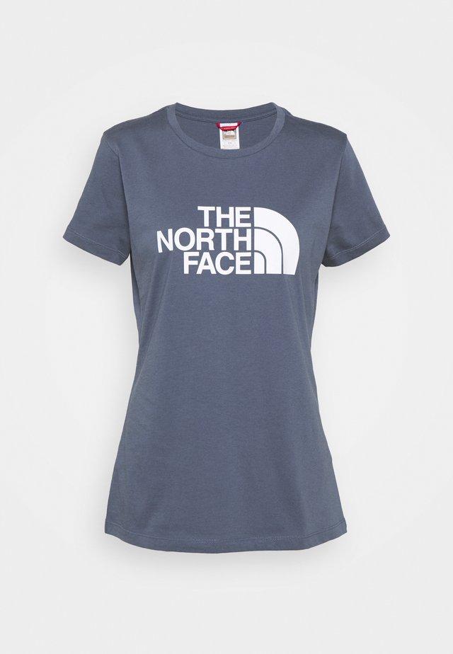 EASY TEE - T-shirt print - vintage indigo