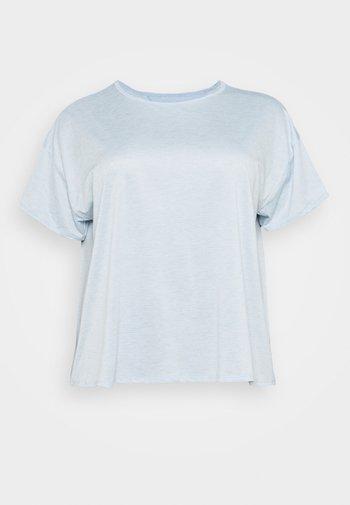 TECH VENT  - Camiseta básica - isotope blue