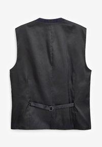Next - Suit waistcoat - blue - 4