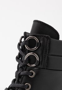 Apple of Eden - TAY - Lace-up ankle boots - black - 2