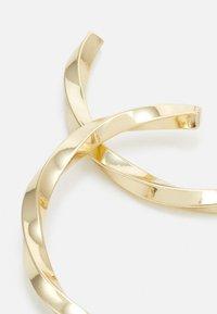 SNÖ of Sweden - TROPEZ OVAL EAR - Earrings - gold-coloured - 2