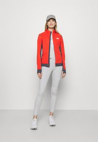 The North Face - SPEEDTOUR STRETCH - Soft shell jacket - flare/vanadsgry - 1