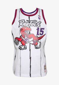 Mitchell & Ness - NBA TORONTO RAPTORS - VINCE CARTER - Article de supporter - white - 5
