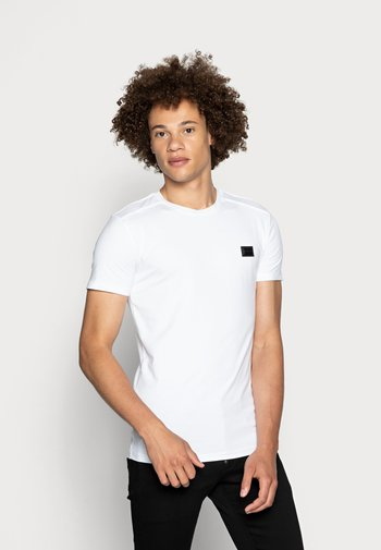 Camiseta básica - bianco