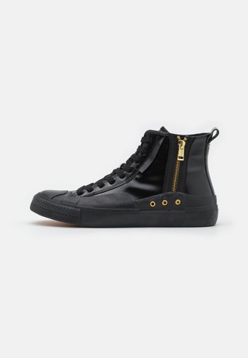 AVIANO - Höga sneakers - black