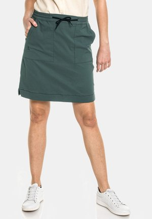 GIZEH - Sports skirt - grün