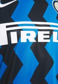 Nike Performance - INTER MAILAND - Squadra - blue spark/white - 2
