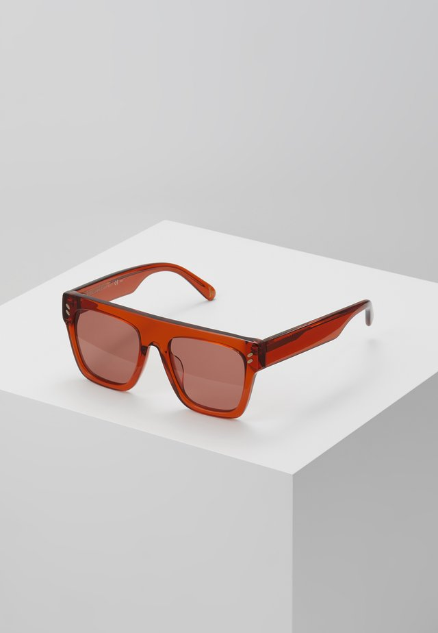 SUNGLASS KID - Sunglasses - red