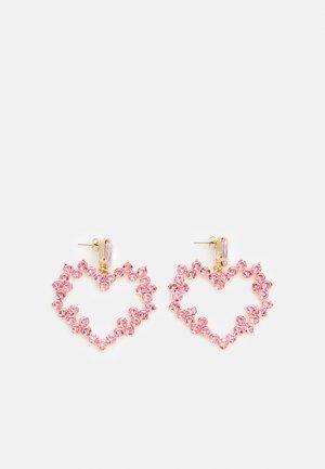 FGHOLLA EARRINGS - Earrings - gold-coloured/rose
