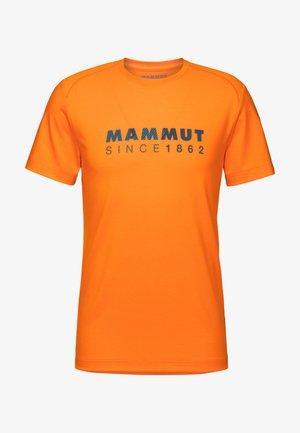 TROVAT  - Print T-shirt - dark radiant prt1