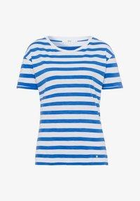 BRAX - STYLE CAMILLE - Print T-shirt - ocean - 0