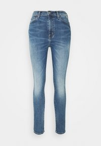 Ética - GISELLE ANKLE - Jeans Skinny Fit - emerald pools - 4