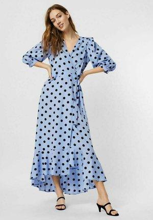 Maxi dress - hydrangea