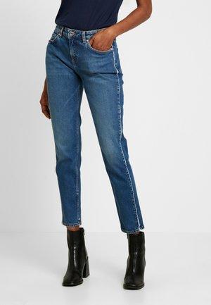 THE KEEPER - Jeans straight leg - true blue