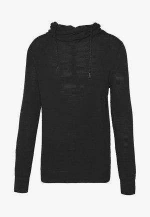 MST LECH TUBE - Stickad tröja - black