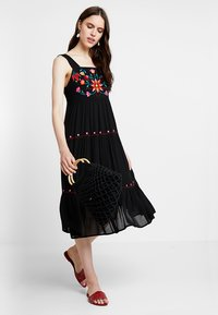 Louche - PAZ - Maxi dress - black - 1