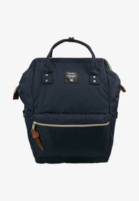 anello - BACKPACK COLOR BLOCK LARGE UNISEX - Batoh - navy - 6