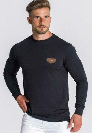 CORE WESTERN  - Long sleeved top - black
