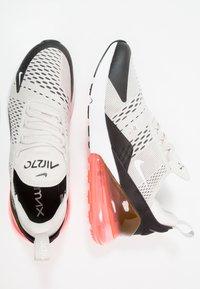 Nike Sportswear - AIR MAX 270 - Sneakers - black/light bone/hot punch/white - 1