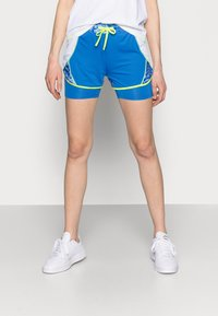 ONLY PLAY Tall - ONPANGILIA LIFE TRAINING - Shorts - imperial blue/white - 0