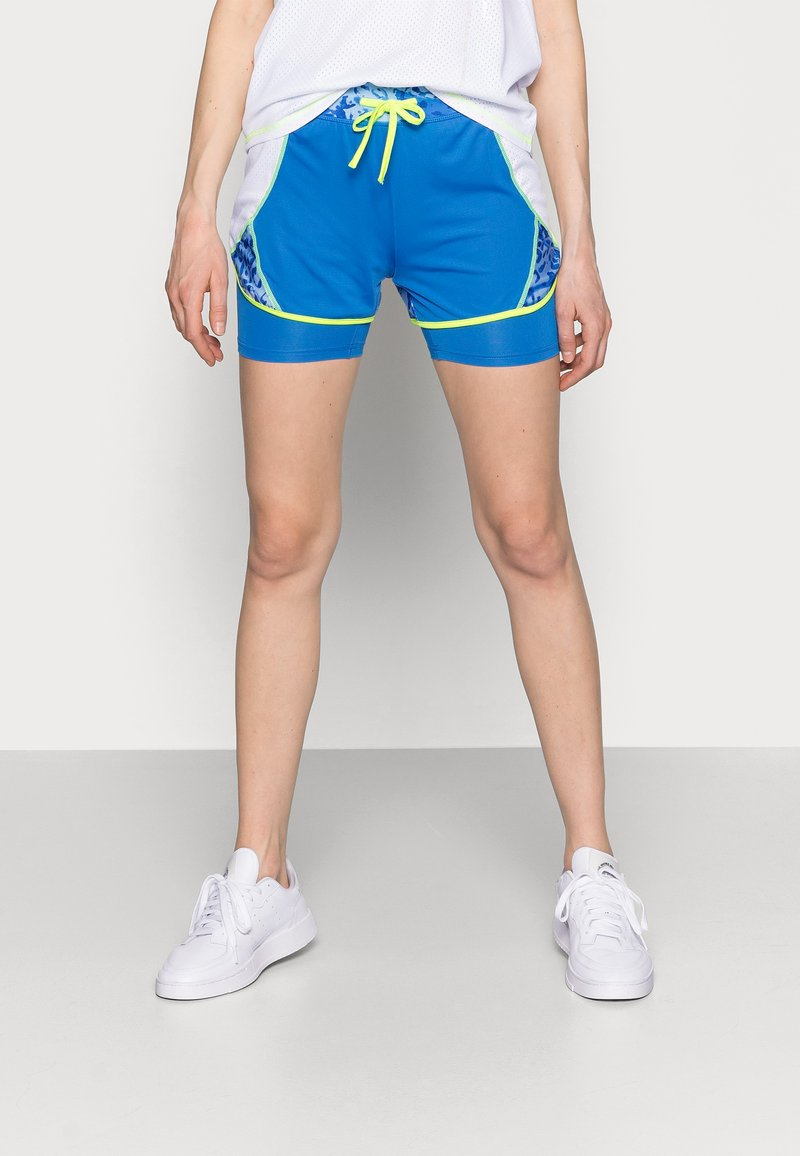 ONLY PLAY Tall - ONPANGILIA LIFE TRAINING - Shorts - imperial blue/white