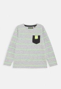 Lemon Beret - BOYS  - Long sleeved top - grey melange - 0