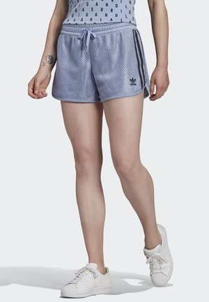 MESH SHORTS - Shortsit - blue