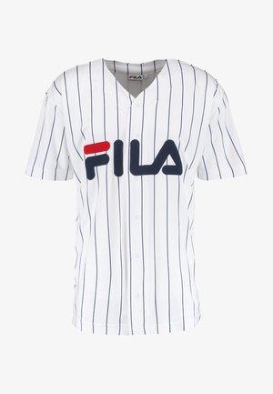 DAWN BASEBALL - T-shirts print - bright white