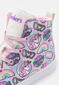 Skechers - TWI-LITES - High-top trainers - pink/multicolor - 5