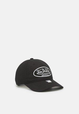 UNSTRUCTURED UNISEX - Cap - black