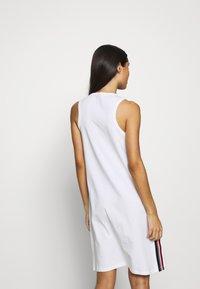 Moschino Underwear - MAXI - Nightie - white - 2