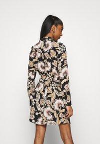 Vero Moda - VMLOLA SHORT DRESS  - Shirt dress - old rose/lola - 2