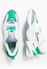 Nike Sportswear - M2K TEKNO - Sneakers - platinum tint/sail/lucid green/stellar indigo/black - 1