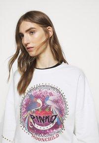 Pinko - BERNARDO - Sweatshirt - white - 5