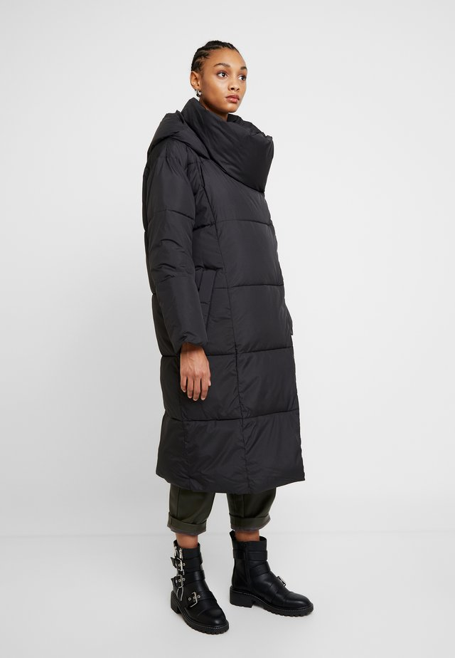 CATHERINA PUFFER JACKET - Cappotto invernale - black