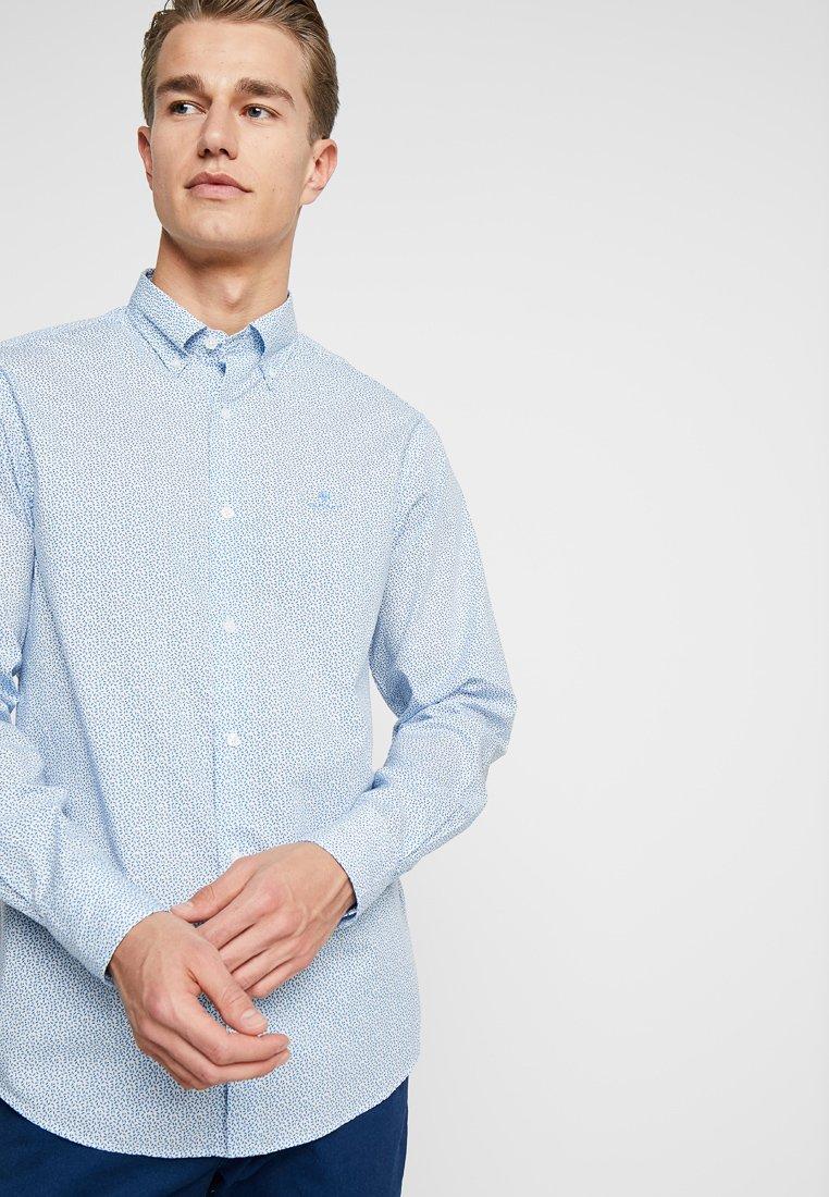 GANT - DITZY HUSK  - Hemd - white/blue