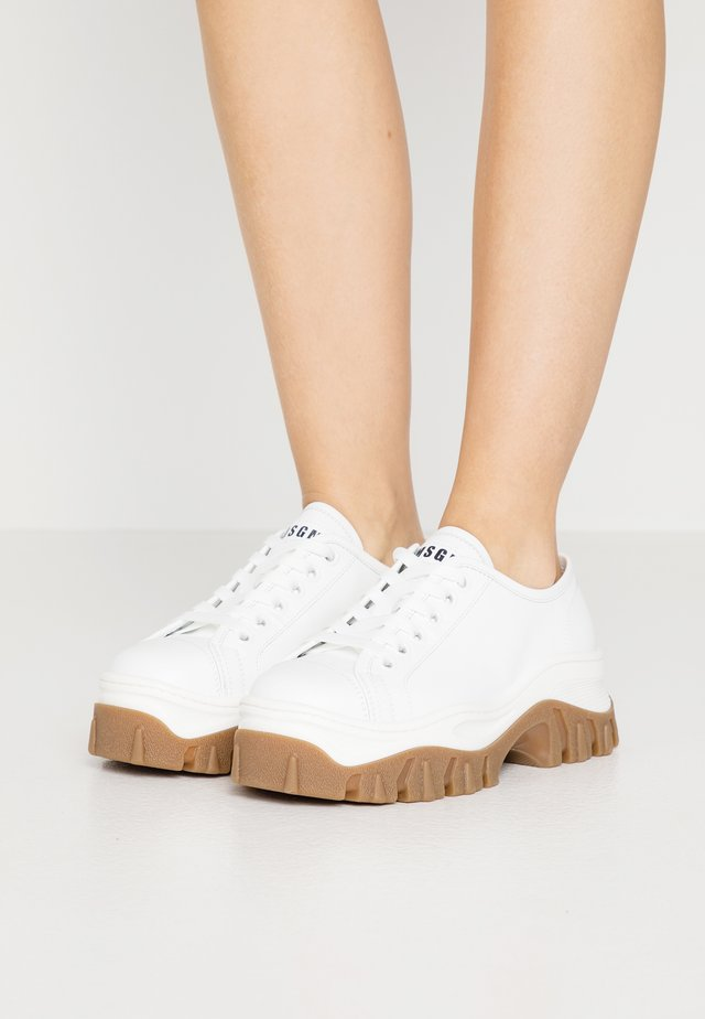 SCARPA DONNA - Sneakers laag - white
