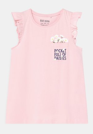 SMALL GIRLS DAISY - Print T-shirt - rosa